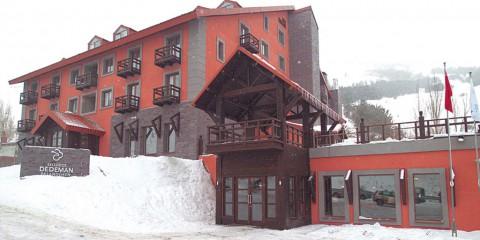 Dedeman Palandoken Ski Lodge